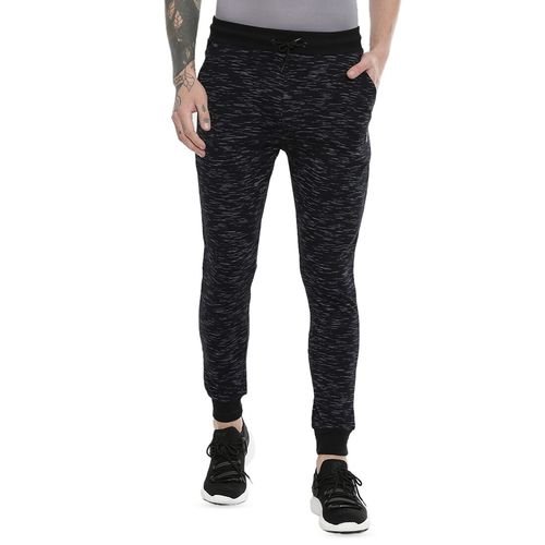 PROLINE black printed jogger