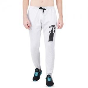 Hotfits grey printed jogger