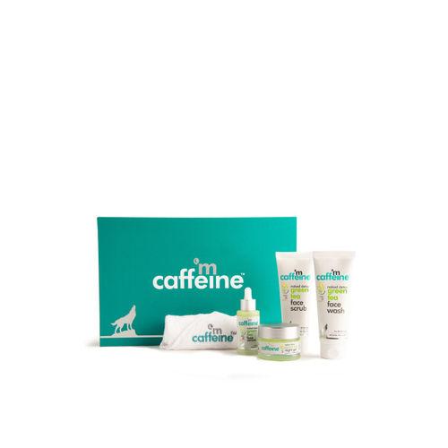 MCaffeine Quick Face Detox Gift Kit - Green Tea 290 ml