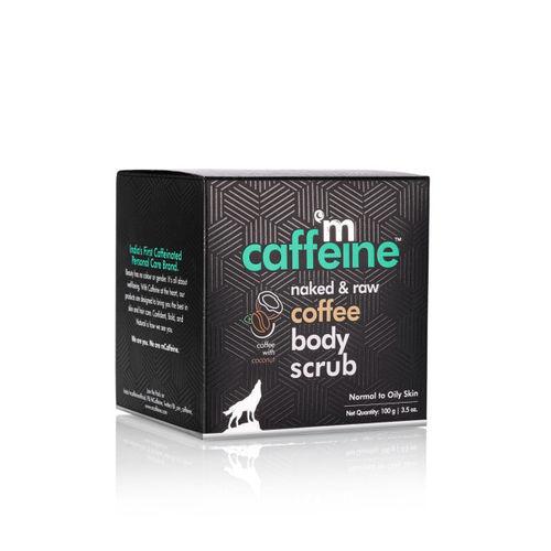 MCaffeine Unisex Coffee Body Essentials Gift Set