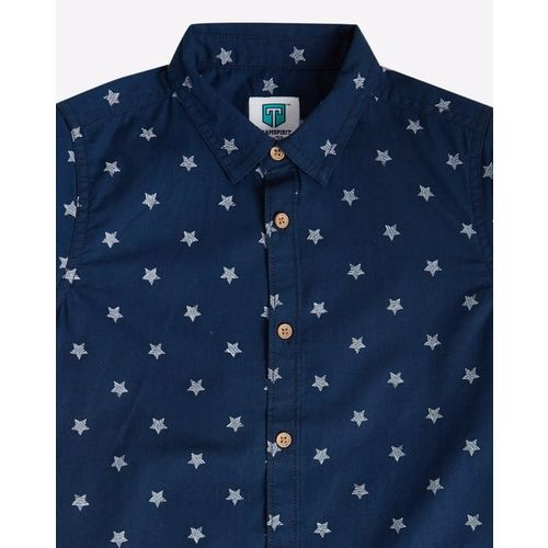 KB TEAM SPIRIT Printed Shirt with Patch Pocket