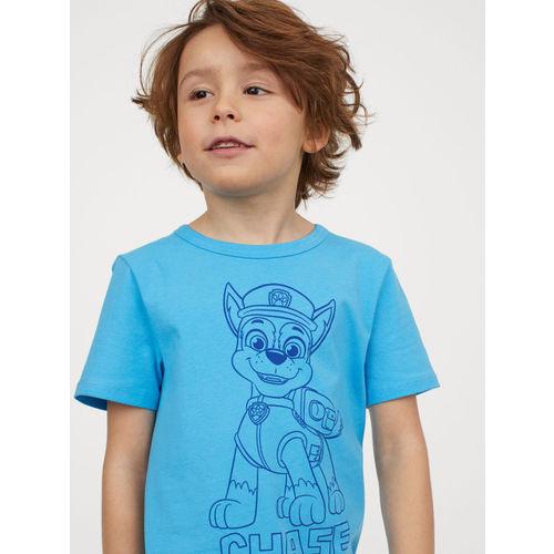 H&M Boys 5-Pack Printed T-Shirts