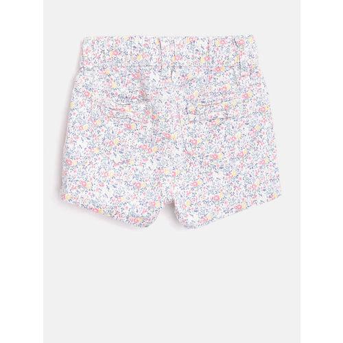 GAP Baby Girl's Floral Shorts