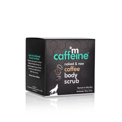 MCaffeine Coffee Kickstart Face & Body Scrub Gift Set