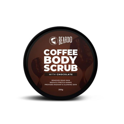 BEARDO Men Coffee Body Scrub 200g