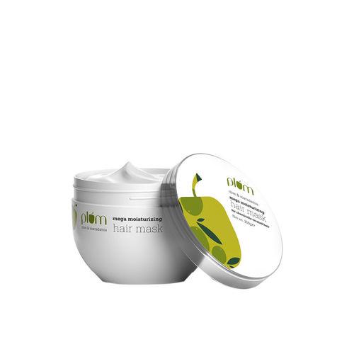 Plum Olive & Macadamia Mega Moisturizing Hair Mask 250ml
