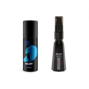 BBLUNT Set of Hair Cream & Temporary Hair Colour