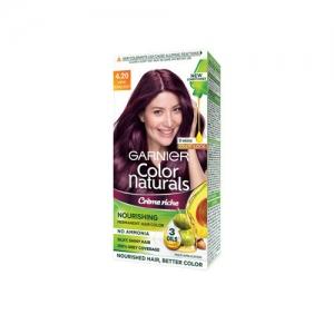 Garnier Color Naturals Creme Wine Burgundy Hair Color 4.20 70 ml + 60 g