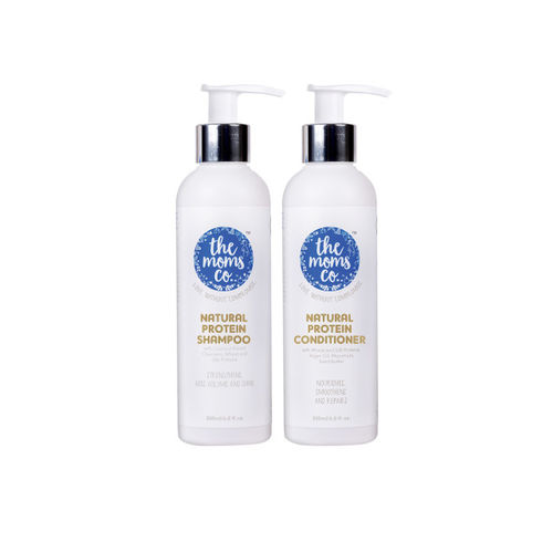 The Moms Co. Women Protein Hair Care Bundle