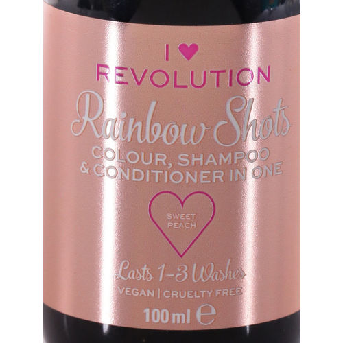 Makeup Revolution London Sweet Peach Rainbow Shots 30197