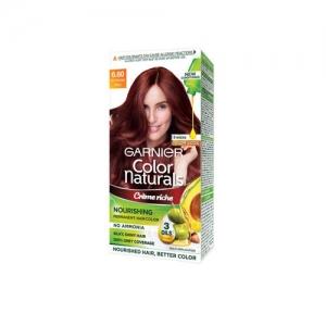 Garnier Color Naturals Creme Intense Red Hair Color 6.60 70ml + 60g