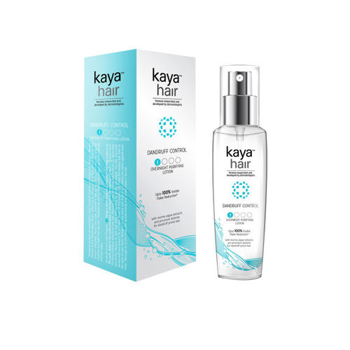 Kaya Skin Clinic Dandruff Control Overnight Purifying Lotion 100 ml