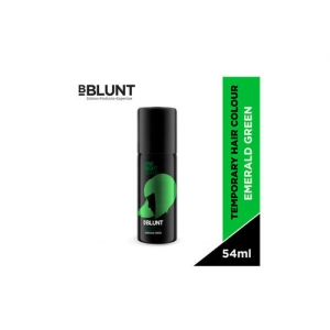 BBLUNT Unisex Emerald Green One Night Stand Temporary Hair Colour