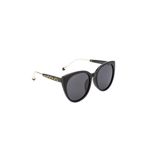 Ted Smith Women Grey Cateye Sunglasses TS-NC-201950_C1