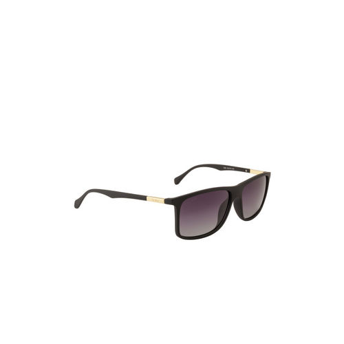 Ted Smith Unisex Wayfarer Polarised and UV Protected Sunglasses TS-NC-1262S