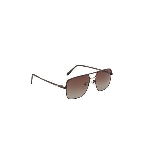 Ted Smith Unisex Aviator Sunglasses TS-NC-1257S_M