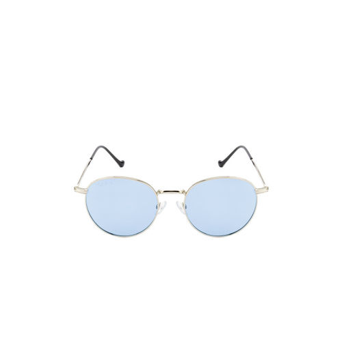 Ted Smith Unisex Round Polarised and UV Protected Sunglasses TS-NC-201988