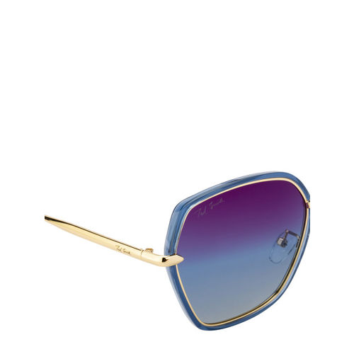 Ted Smith Unisex Oversized Polarised and UV Protected Sunglasses TS-NC-201955_C33
