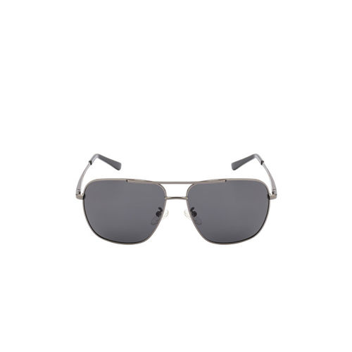 Ted Smith Unisex Rectangle Polarised and UV Protected Sunglasses TS-NC-P201935