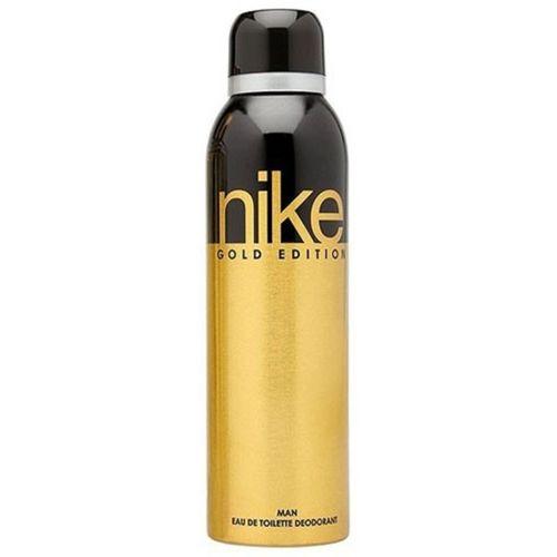 Nike Gold Man Deo 200ml Deodorant Spray - For Men(200 ml)