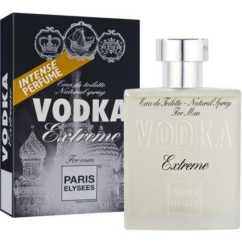 Paris Elysees Vodka Extreme Eau de Toilette - 100 ml(For Men)