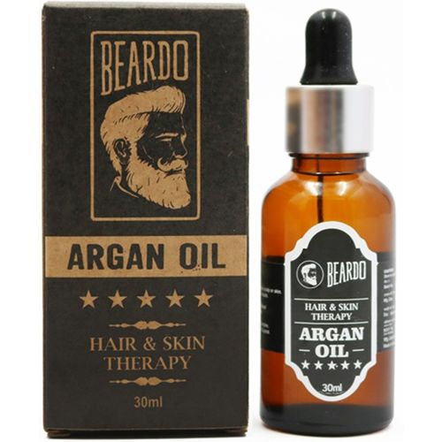 Beardo ARGAN Therapy And Treatment For Skin & Hair Oil(30 ml)