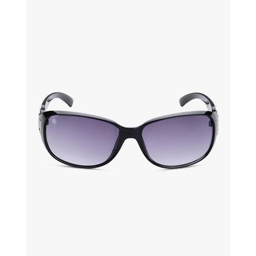 MarkQues GG-5503-01GR Full-Rim Oversized Sunglasses