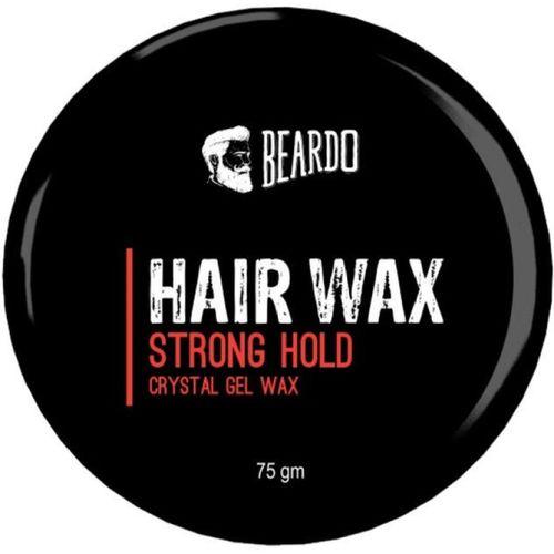 Beardo Strong Hold Crystal Gel Hair Wax(75 g)