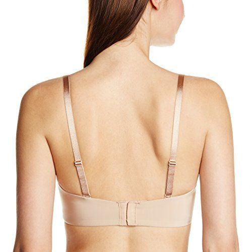 Triumph International Body Make Up Strapless Multiway Bra(122I086 5G D 36/80_Smooth Skin)