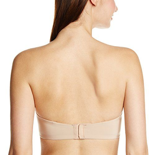 Triumph International Body Make Up Strapless Multiway Bra(122I086 5G D 36/80_Smooth Skin)