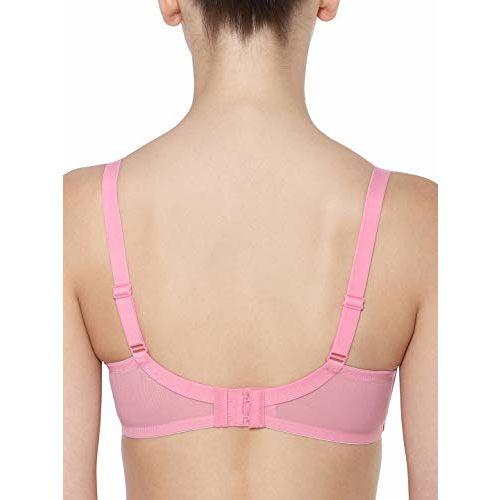 Triumph International Women's Underwire Bra (227I022_Pink-Dark Combination_34e)