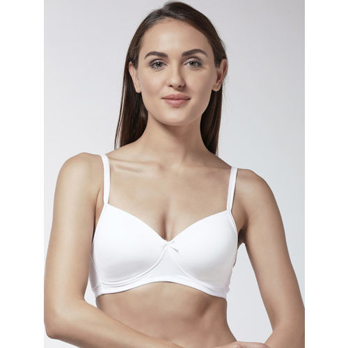Marks & Spencer Pack of 2 Solid Lightly Padded T-shirt Bra T333208A