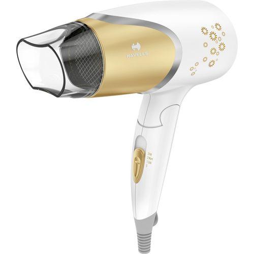 Havells HD3171 Hair Dryer(1600 W, Gold)