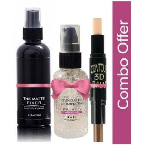 NNBB BEST EVER DAILY USE ABLE MAKEUP COMBO Primer - 150 ml(TRANSPARENT)
