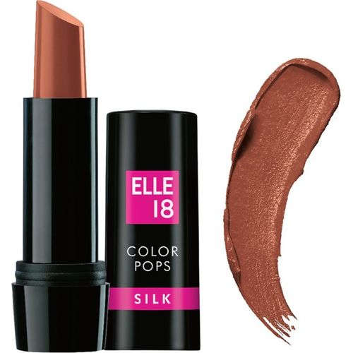 Elle 18 Color Pops Silk Lipstick(B41, 4.2 g)