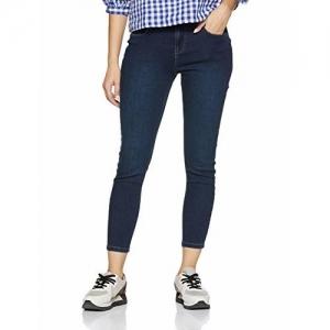 Jealous 21 Women's Skinny Jeans (PJEAL-ALJ-0009247_Blue_30)