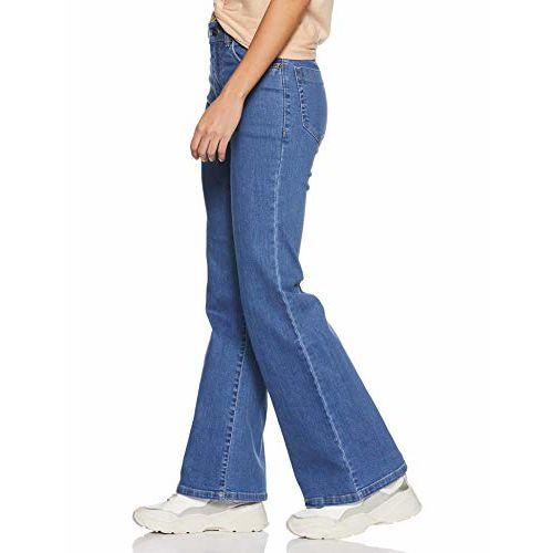 AKA CHIC Women's Wide Leg Jeans