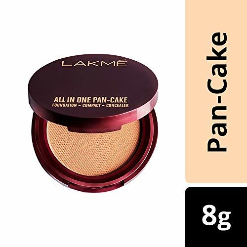 LAKMÉ Lakme All In One Pan-Cake, Natural Pearl, 8 g