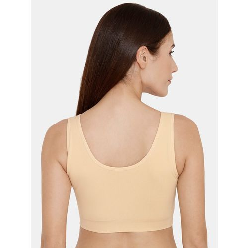 Zivame full coverage solid bra