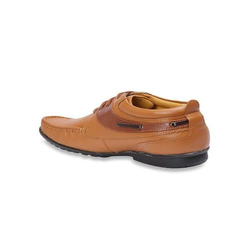 Red Chief Tan Boat Shoes