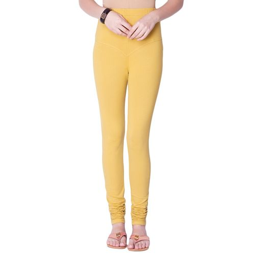 N-Gal solid churidaar legging