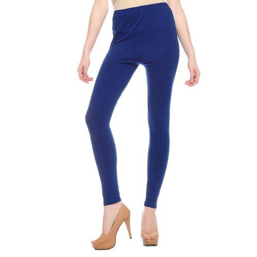 Sakhi Sang blue cotton leggings