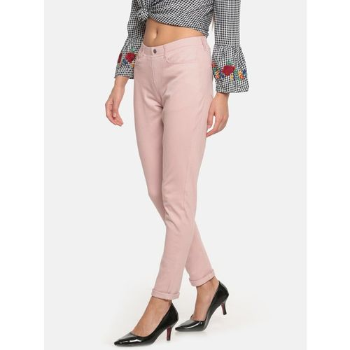 Go Colors! Go Colors Baby Pink Cotton Jeggings