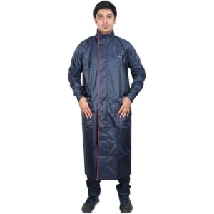 Versalis Solid Men Raincoat