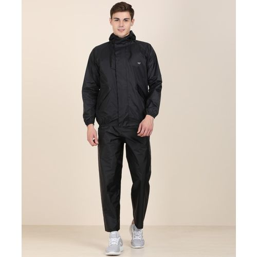 Wildcraft Solid Men Raincoat