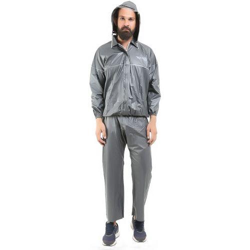 Burdy Solid Men Raincoat