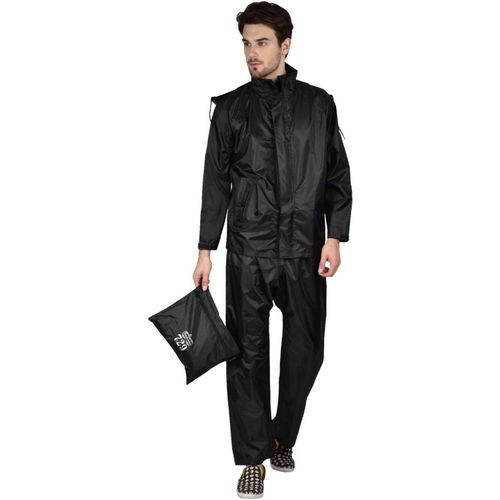 BRC DUCKBACK Solid Men Raincoat