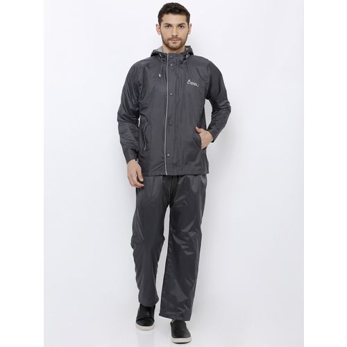 ZEEL Solid Men Raincoat