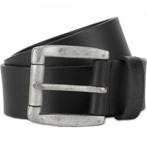 Provogue Men Black Genuine Leather Belt