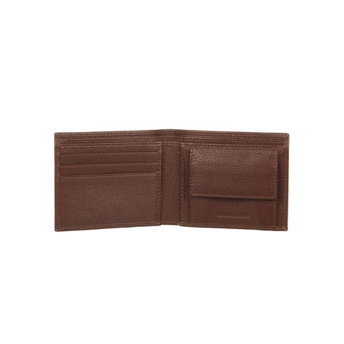 ECHT classic brown leather wallet